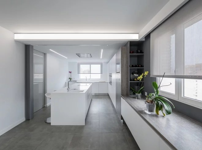 Moderno Cocina by Germán Cabo · Fotografía de arquitectura