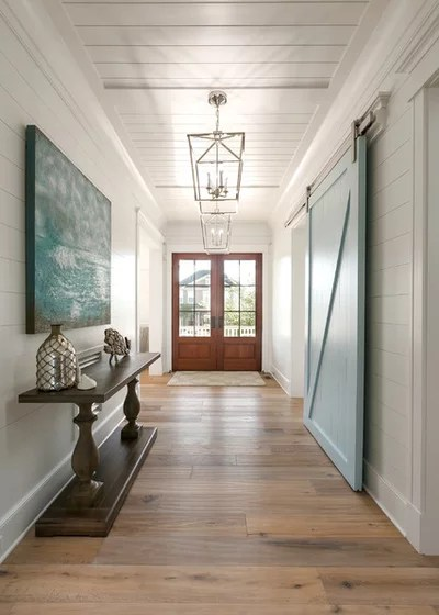 Beach Style Entry by The Guest House Studio