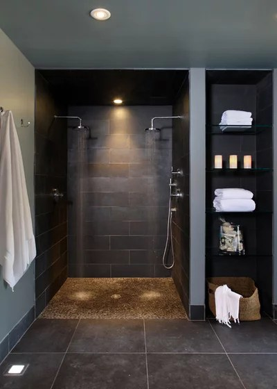 Contemporary Bathroom by NF interiors
