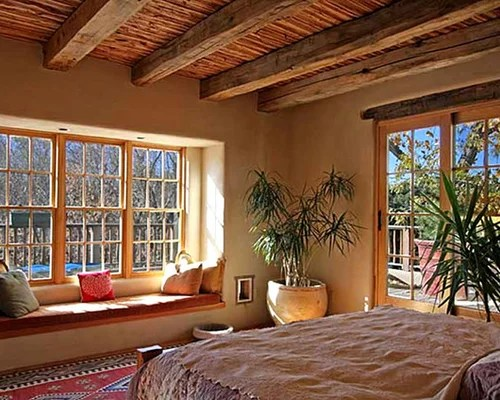 Santa Fe Bedroom Home Design Ideas, Pictures, Remodel And