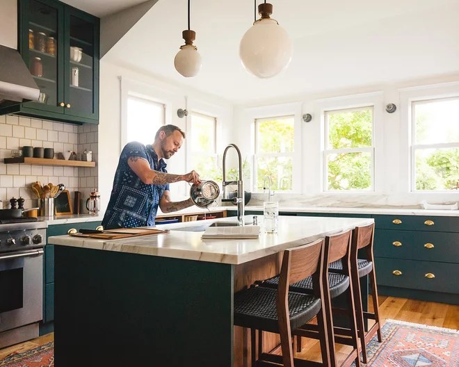 Traditional Kitchen by Mod Cabinetry
