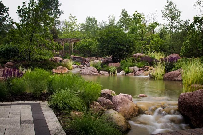 Giardino by Kane Brothers Water Features