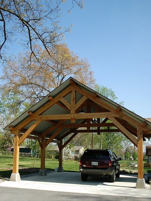 Timber Carport Kits Home Design Ideas Pictures Remodel And Decor