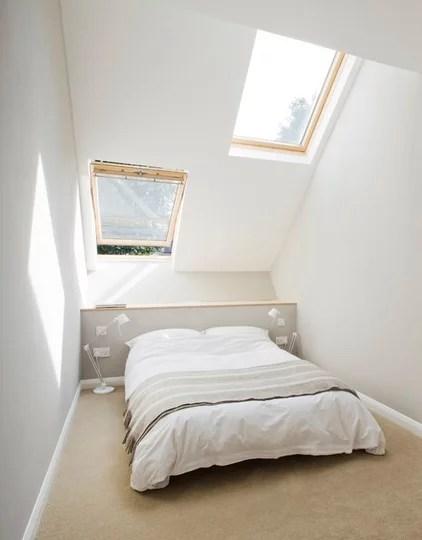 contemporary bedroom by alma nac