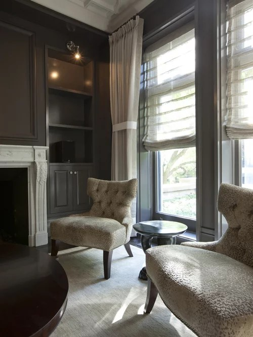 Sheer Roman Shades Design Ideas Amp Remodel Pictures Houzz