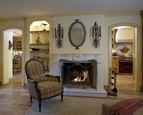 Best French Country Fireplace Mantles Design Ideas Amp Remodel Pictures Houzz