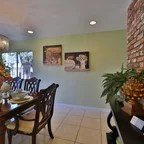 Eclectic Modern Tudor Dining Room Traditional Dining