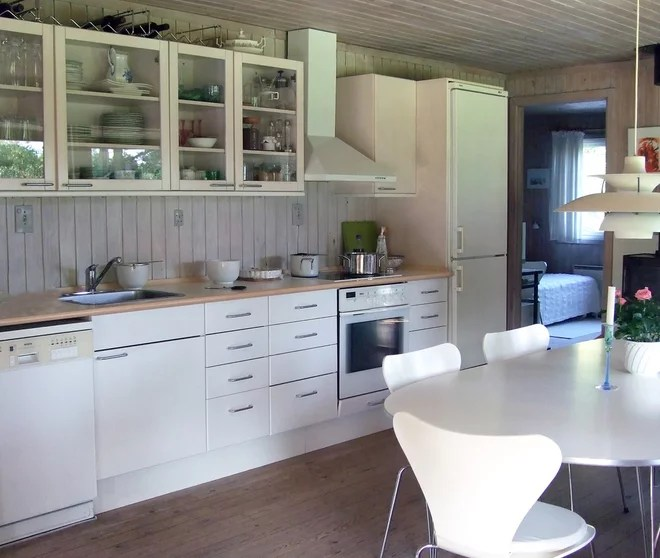 Rustic Kitchen by Susan Serra