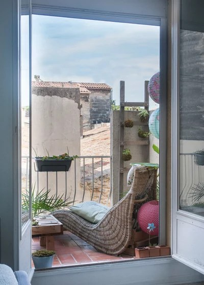 Balcony by Jours & Nuits