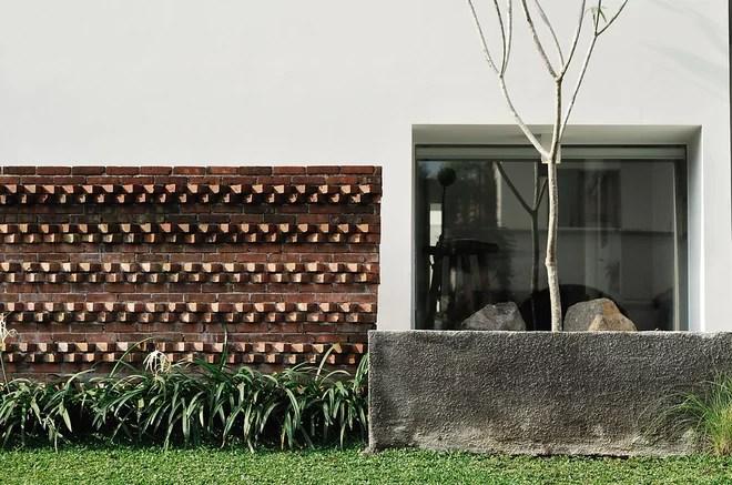 Moderno Fachada by ere studio