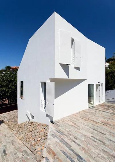 Contemporáneo Fachada by YLAB Arquitectos Barcelona