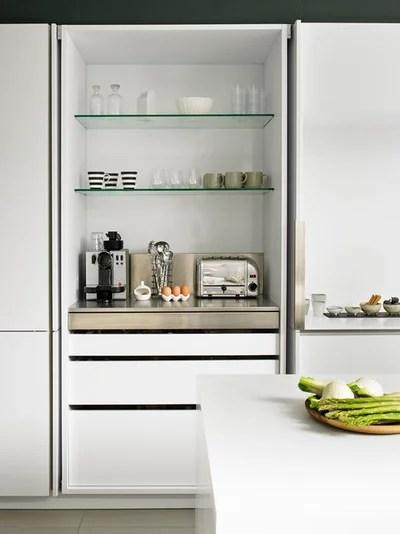 Contemporary Kitchen by MATRIX DESIGN