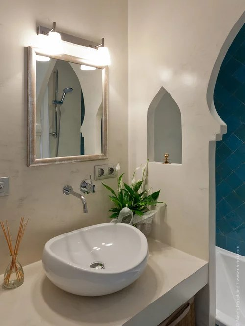 Moroccan Style Bathroom Houzz