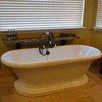 Very Small Master Bath Conversion From 1 2 Bath