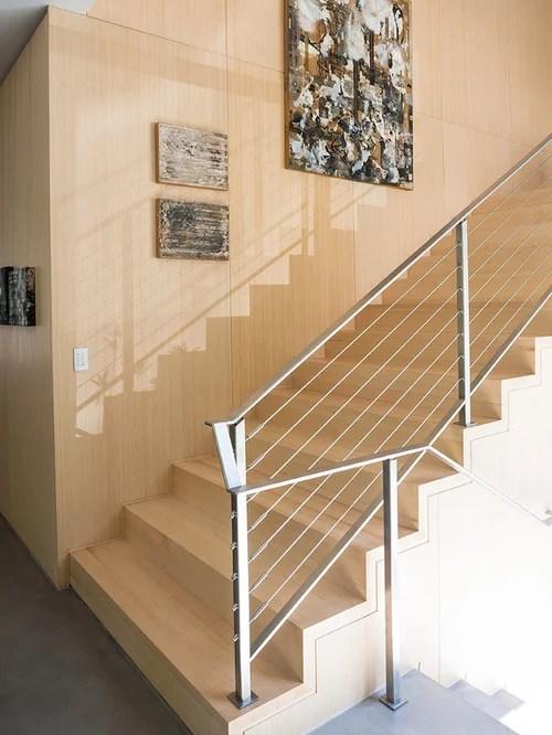 Contemporary Stair Railing Houzz