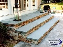 exterior patio steps not to code need