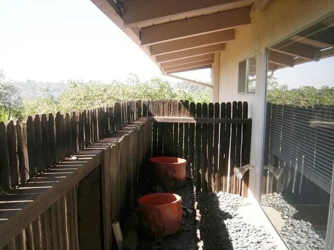 Indoor/Outdoor Contemporary Master Bath