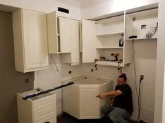 wanting a corner sink but no ikea