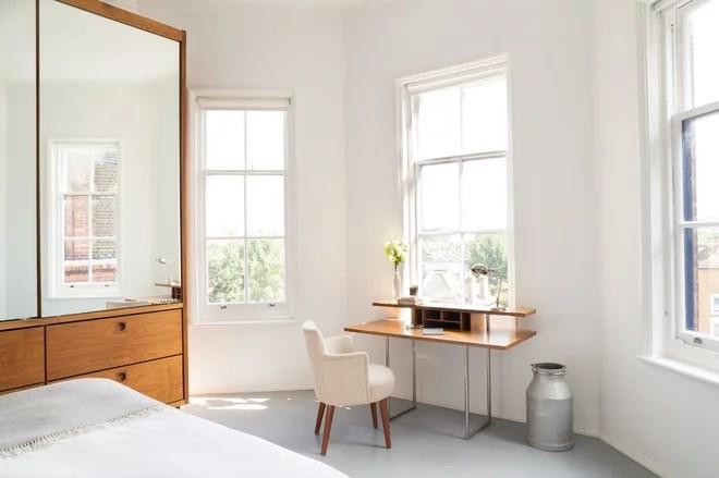 Scandinavian Bedroom by Element Studios