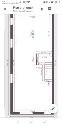 renovation maison 5m 12m amenagement