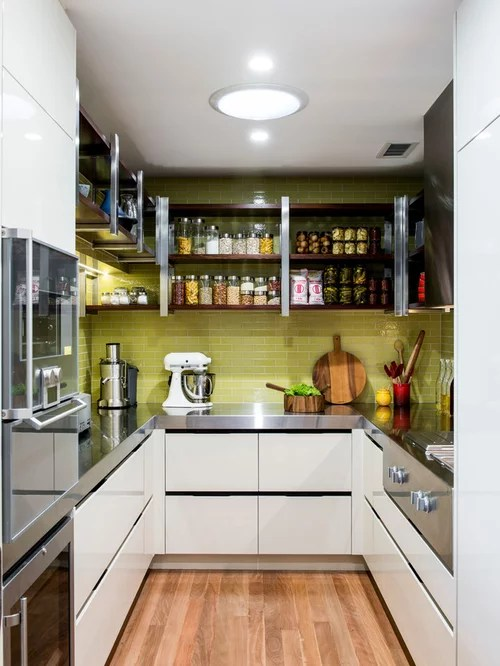 Best L Shaped Kitchen Design