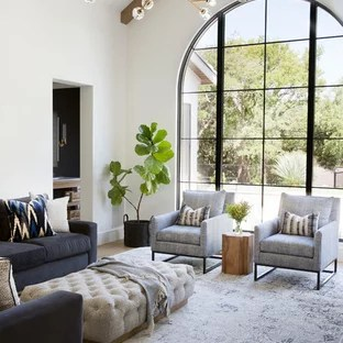 75 Beautiful Mediterranean Living Room Pictures Ideas Houzz