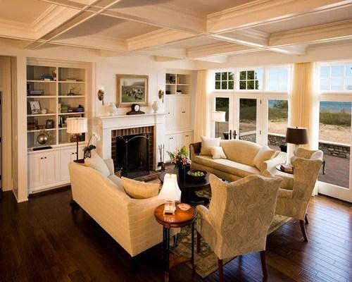 Fireplace Arrangament