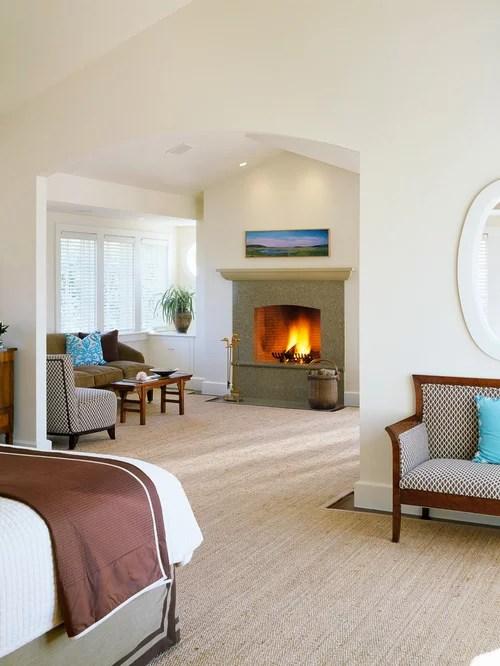 master bedroom sitting area | houzz