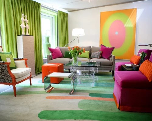 Image Of Animal Print Living Room Decor Ideas