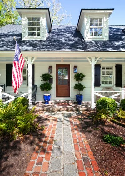 Transitional Entry by Stono Construction LLC
