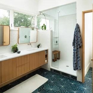 75 Most Popular Midcentury Modern Bathroom Design Ideas ...