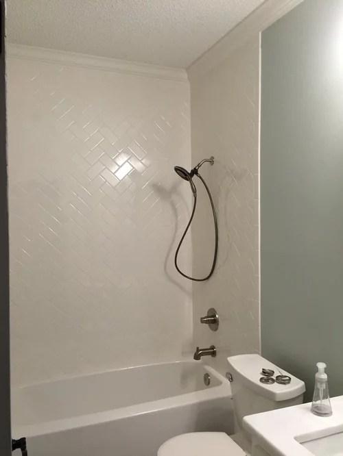 shower curtain height