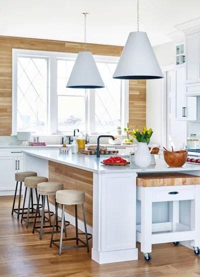 Beach Style Kitchen by Toledo Geller