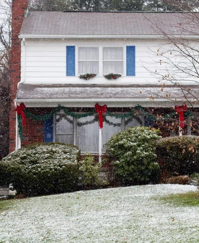 Traditional Exterior by Rikki Snyder