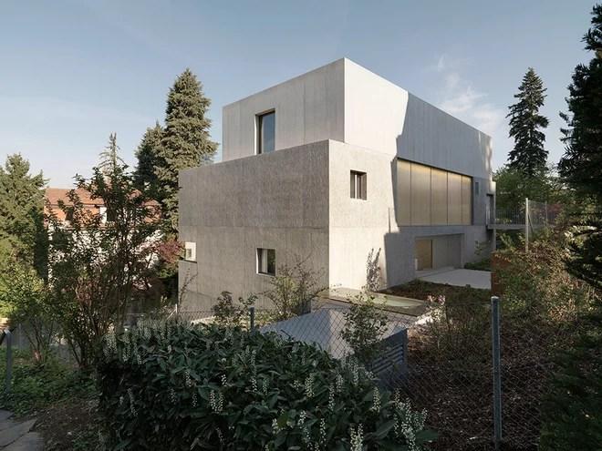 Contemporáneo Fachada by gus wustemann architects