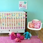 Baby Rooms Eclectic Nursery St Louis By