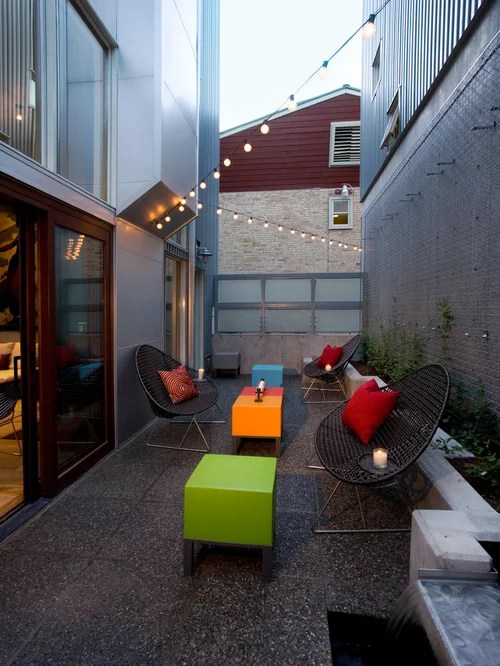Urban Patio Home Design Ideas Pictures Remodel And Decor
