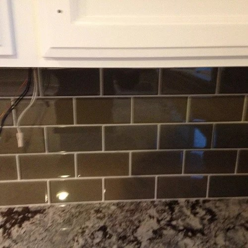 glass tile is this defective