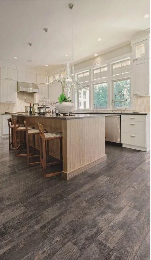 Wood Tile Flooring Without Grout Lines Wikizie