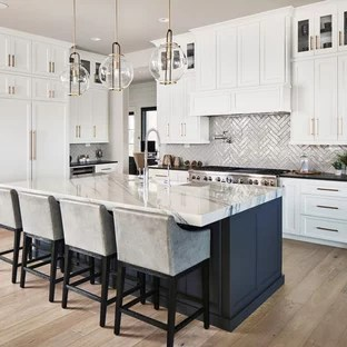 75 Beautiful Transitional Kitchen Pictures Amp Ideas Houzz