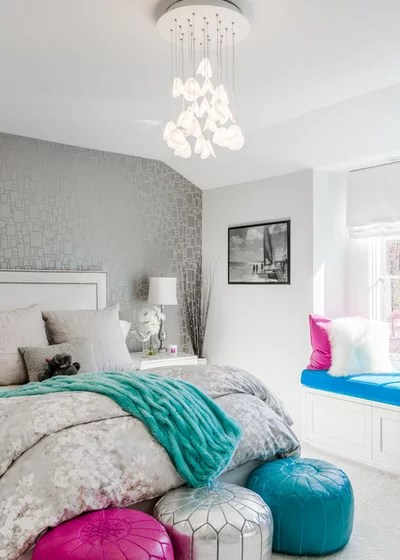 Contemporary Bedroom by Shakuff