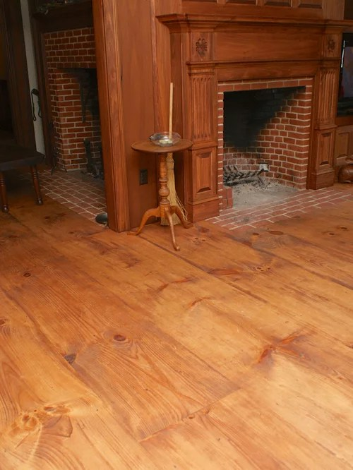 Wide Pine Flooring Home Design Ideas Pictures Remodel