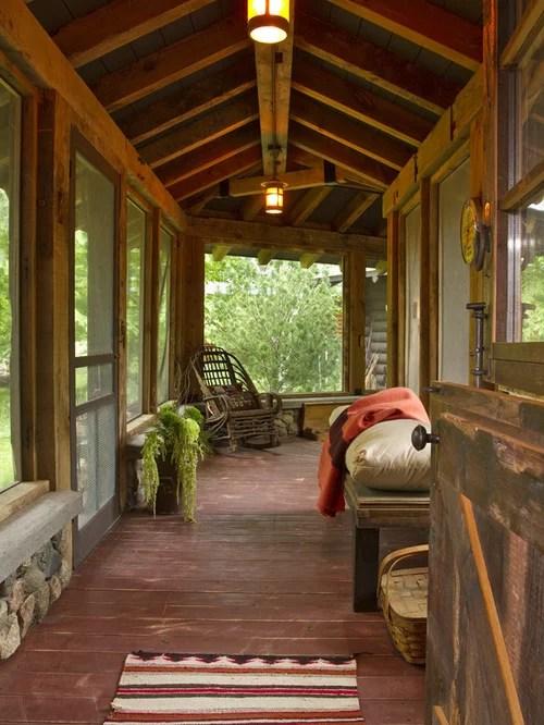 Screened Porch Door Ideas