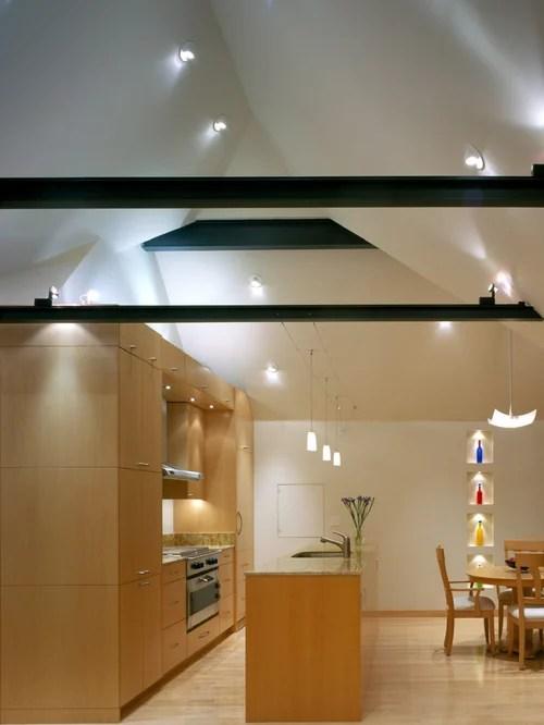 Best Lighting Galley Kitchen