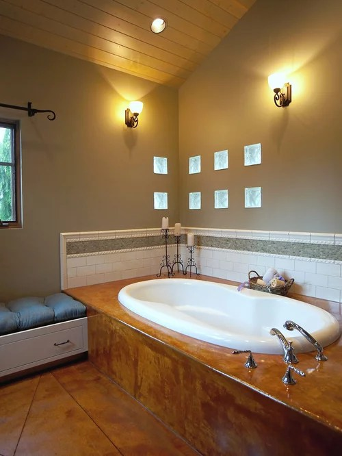 Tile Tub Surround Home Design Ideas Pictures Remodel And