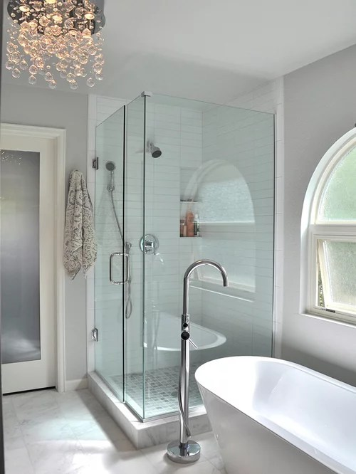 master bath shower | houzz