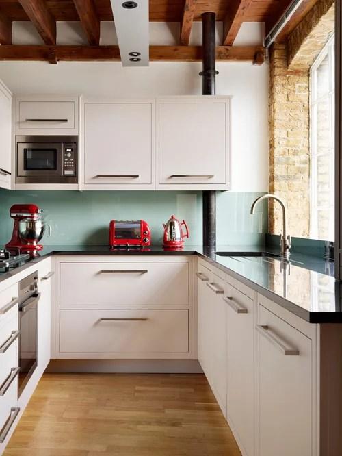 Small White Galley Kitchen Ideas