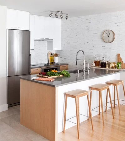 Contemporary Kitchen by Form Collective