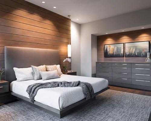 Modern Master Bedroom Design Ideas, Remodels & Photos