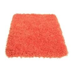 6'x9' Kane Carpet Candy Shag Orange Slice